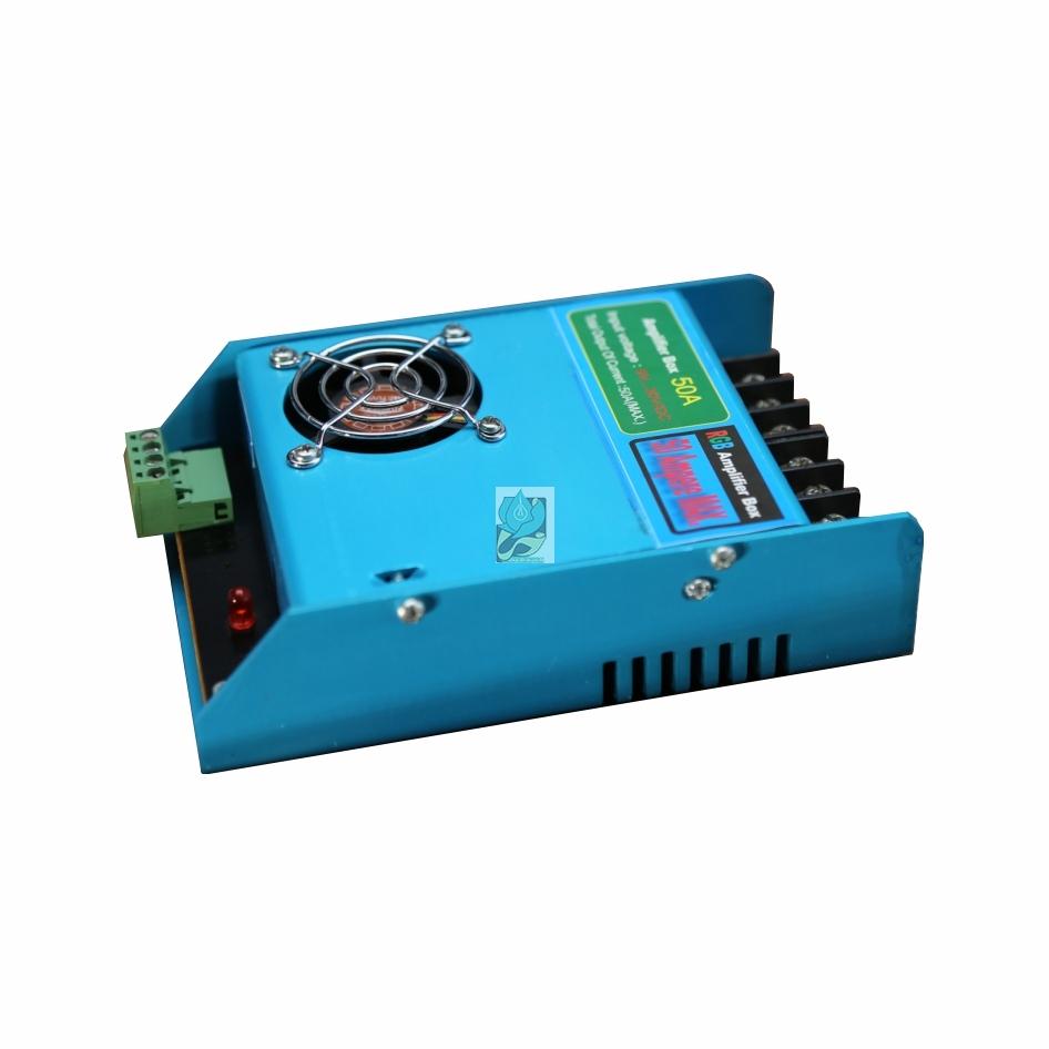 تقویت کننده کنترلر 50 آمپر 5 ولت مدل DM50AM
