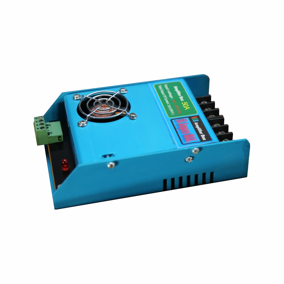 تقویت کننده کنترلر 50 آمپر 12 ولت مدل DM50AM