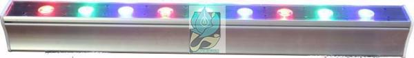 چراغ وال واشر ضد آب مولتی کالر 9 وات 12 ولت مدل 9RWM - چراغ وال واشر مولتی کالر - چراغ وال واشر - چراغ وال واشر مولتی کالر - چراغ وال واشر 9 وات