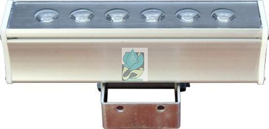 چراغ وال واشر ضد آب تک رنگ 6 وات 12 ولت مدل 6RW