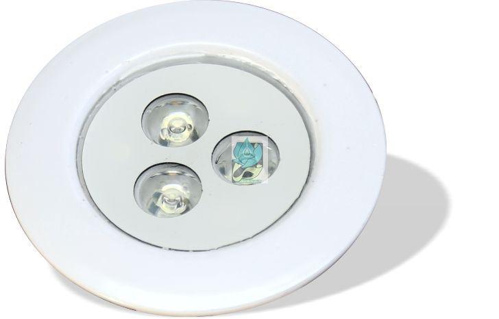 چراغ توکار استخری مولتی کالر 3 وات 5 ولت مدل 3REM