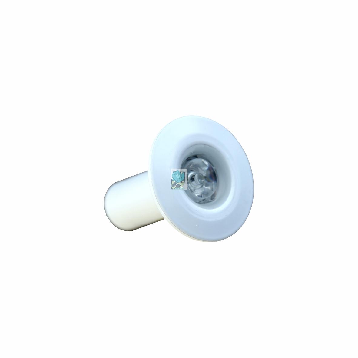 چراغ توکار استخری تک رنگ 2 وات 12 ولت مدل 2RE - چراغ توکار استخر - چراغ توکار استخری - چراغ توکار استخری تک رنگ - چراغ توکار استخری تک رنگ 2 وات - چراغ توکار استخری تک رنگ 12 ولت